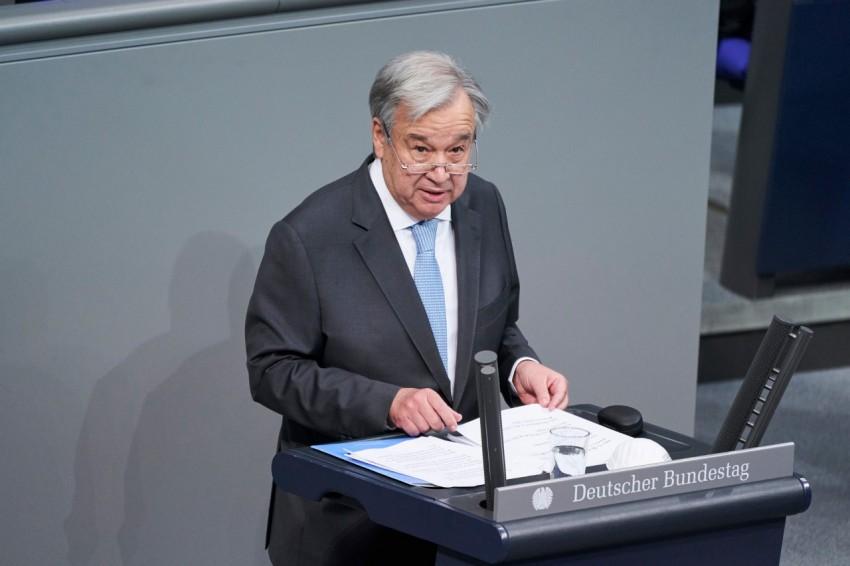 Covid-19 'Greatest Crisis Of Our Age', Says UN Secretary Antonio Guterres