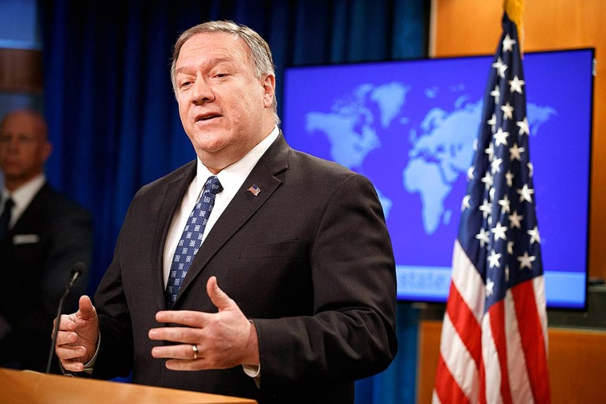 Seven US Lawmakers Write To Mike Pompeo On Farmers' Protest In India