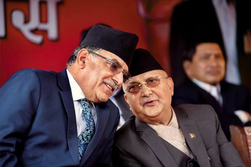 Petitions Challenging Nepal PM Oli's Decision To Dissolve Parliament To Be Heard Today