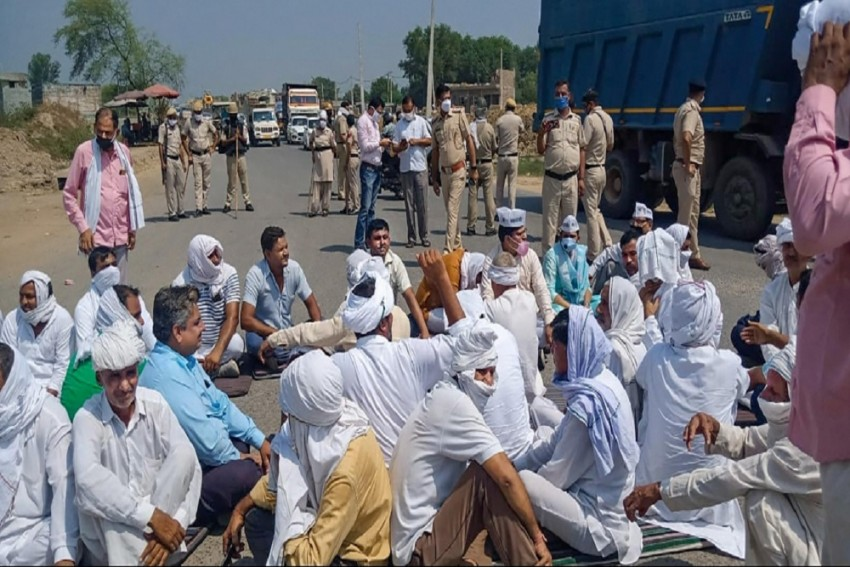 In Haryana, Protesting Farmers Halt Toll Collection On Highways Till Sunday