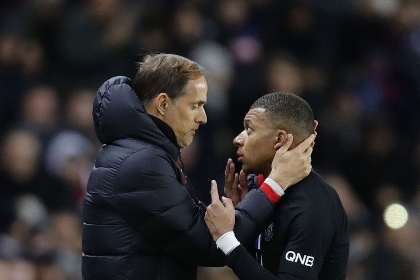 Kylian Mbappe Pays Tribute To Coach Thomas Tuchel As PSG Mum On Reported Firing