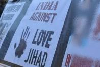 Muslim Youth Booked Under 'Love Jihad' Law For Walking Home With A Friend In UP