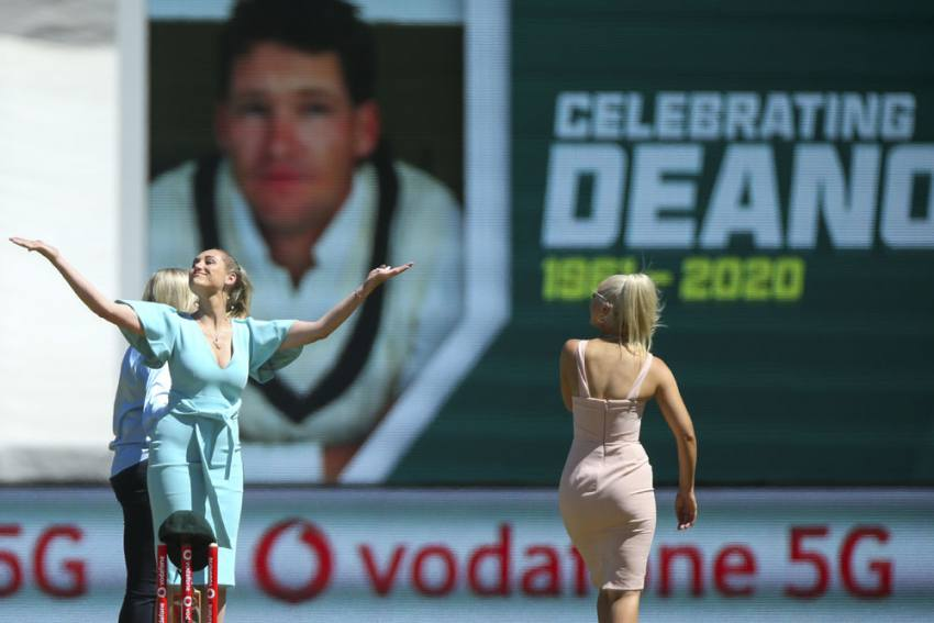 AUS Vs IND: Dean Jones Remembered During Boxing Day Test