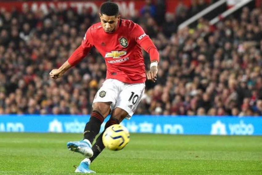 Marcus Rashford Third-Youngest For Manchester United To Hit 50 Premier League Goals