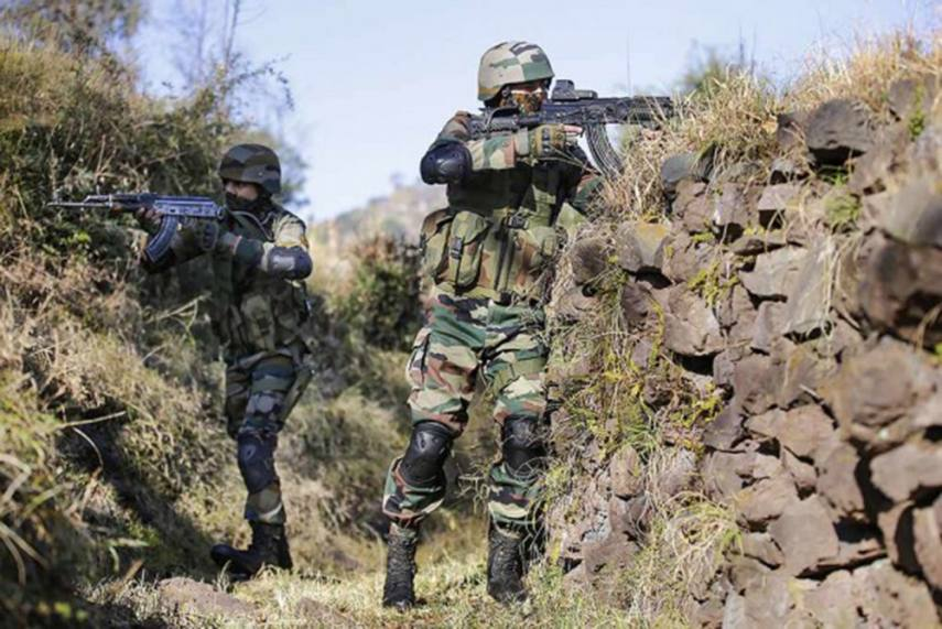 J&K: Unidentified Militant Killed, Two Soldiers Injured In Shopian Encounter