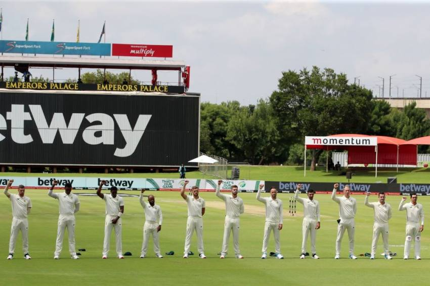 SA Vs SL: South Africa Raise Fists In Anti-Apartheid Gesture Before First Test Against Sri Lanka