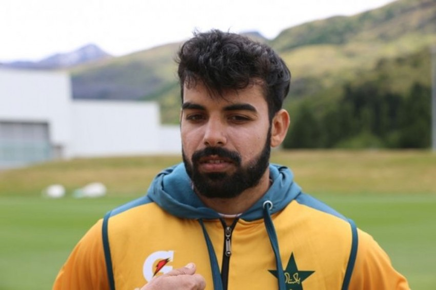 NZ Vs PAK: Injured Shadab Khan To Miss Pakistan's Home Series Against South Africa