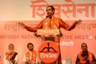 Congress' Inefficiency Leading To Disintegration Of Democracy: Shiv Sena