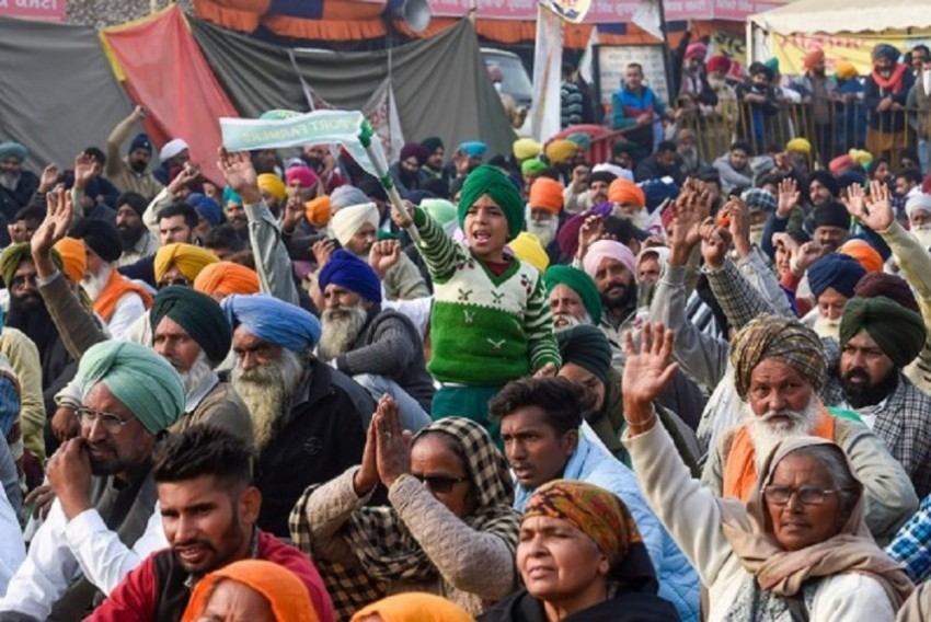 NHRC Sends Notices To Four States After Complaints Against Farmer Protests
