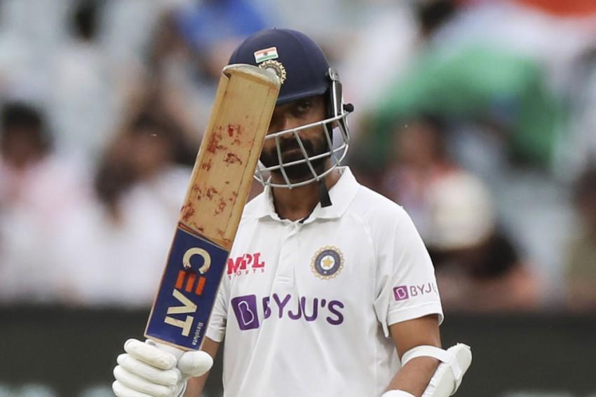 AUS Vs IND, 2nd Test: Captain Ajinkya Rahane Hits 12th Century To Resurrect India