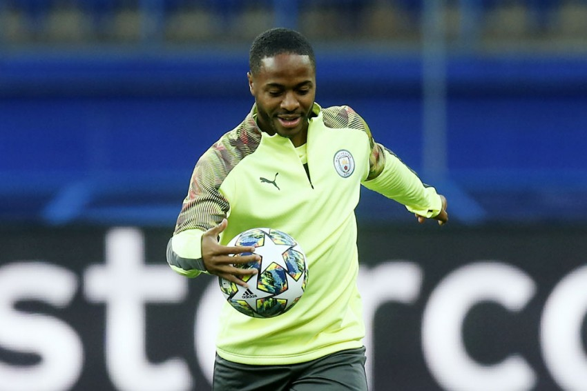 Top Of The Peps! Raheem Sterling First Manchester City Star To 150 Goal Involvements In Guardiola Reign
