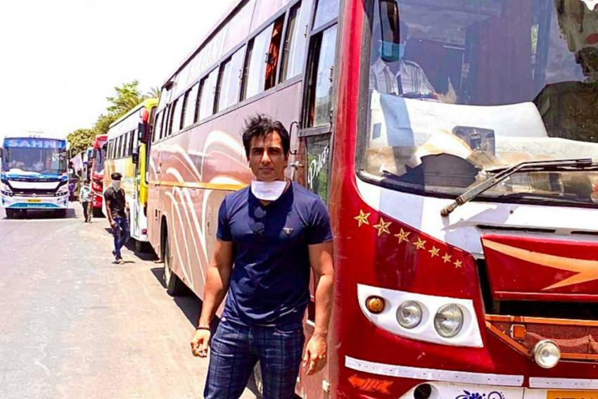 Sonu Sood: The 'Villain' With A Heart Of Gold
