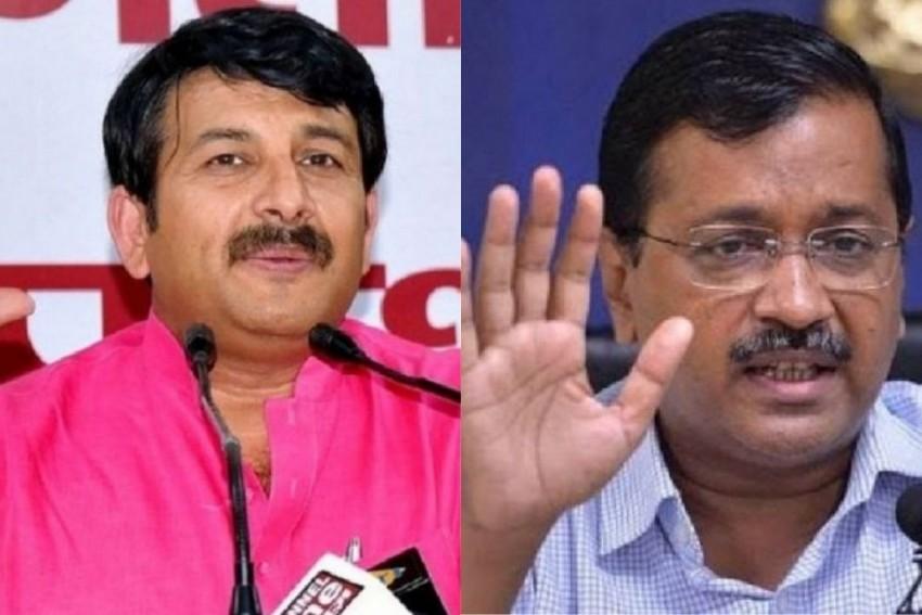 BJP Leaders Repeat Request To Explain New Farm laws After Kejriwal Ignores Manoj Tiwari's Invite