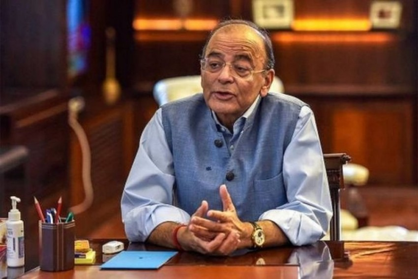 PM Modi, Other Top BJP Leaders Pay Tributes To Arun Jaitley