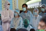 India Sees Over 20,000 New Infections