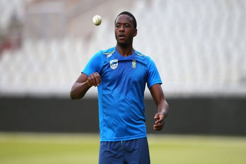SA Vs SL: South Africa Paceman Kagiso Rabada Cleared For Second Test Against Sri Lanka