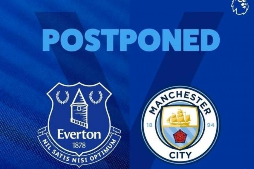 Premier League: Everton-Manchester City Clash Postponed Due To Positive COVID-19 Results