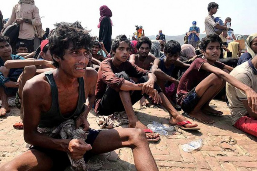 Bangladesh Ships Second Group Of Rohingya Refugees To Isolated Island