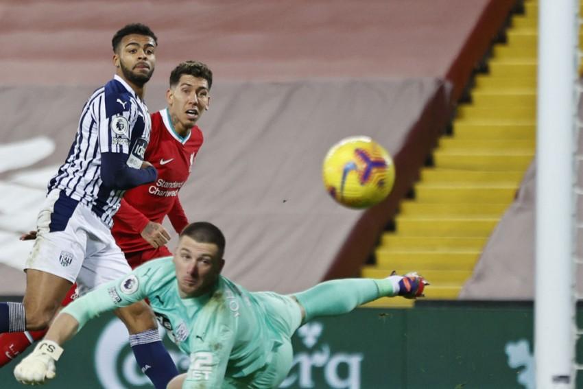 Liverpool 1-1 West Brom: Semi Ajayi Stuns Anfield As Sam Allardyce Makes His Point