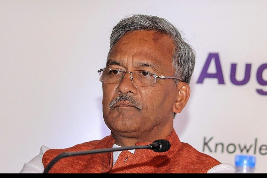 Uttarakhand Chief Minister Trivendra Singh Rawat Admitted To AIIMS In Delhi