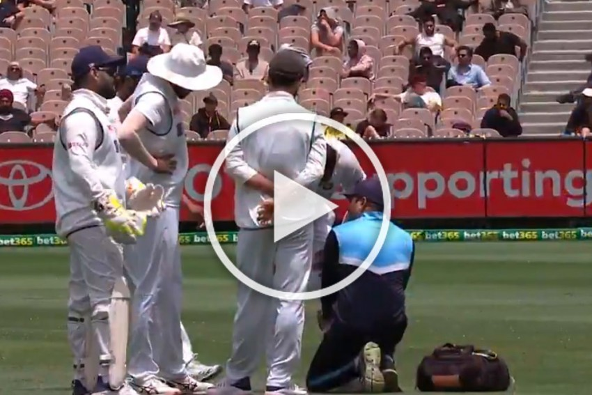AUS Vs IND, 2nd Test: Injury Crisis For India As Umesh Yadav Limps Off - VIDEO