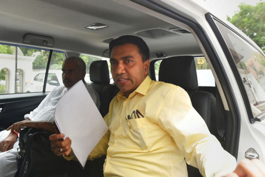 No Approval Granted For Marijuana Cultivation In Goa: CM Pramod Sawant