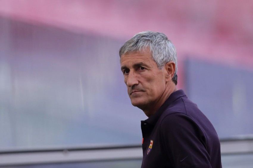 Quique Setien Would Return To Barcelona After 'Extraordinary' Experience