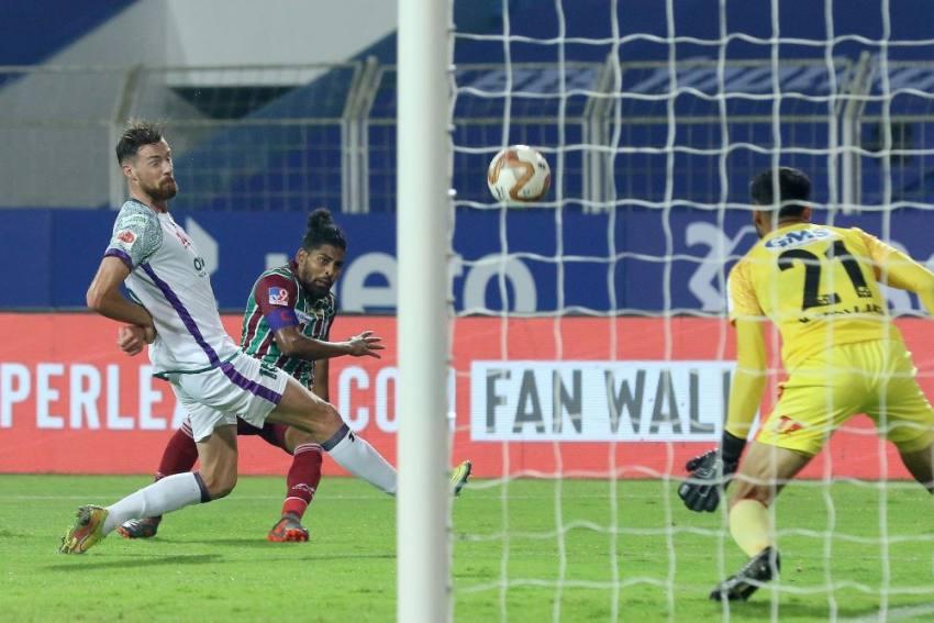 ISL 2020-21: Roy Krishna Nets Winner Vs Odisha As ATK Mohun Bagan continue Winning Run