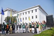 Union Ministers Meet Farmers' Groups To Break Deadlock
