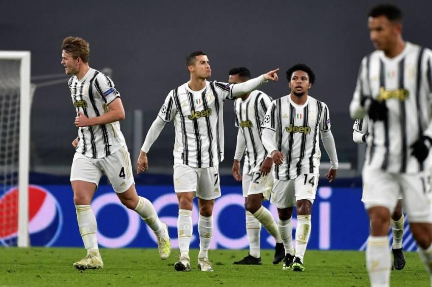 Cristiano Ronaldo Scores 750th Career Goal As Juventus Beat Dynamo Kiev 3-0