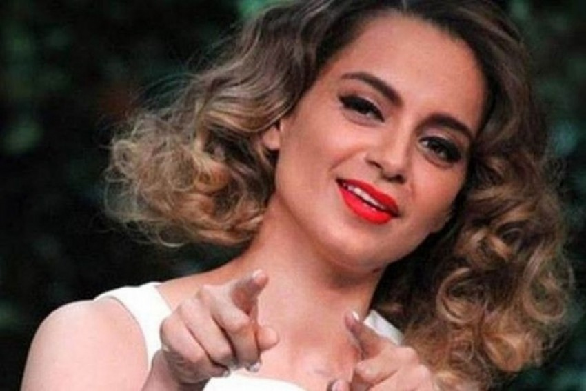 Legal Notice To Kangana For Her Tweet Over Farmers' Stir