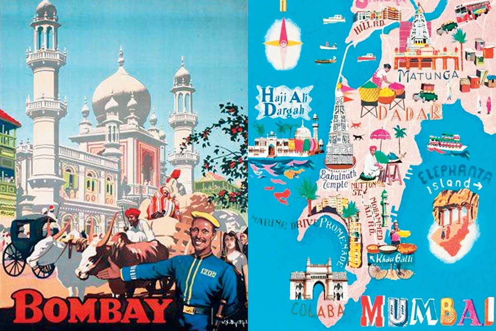 Bombay Or Mumbai? Perfectly Schizoid