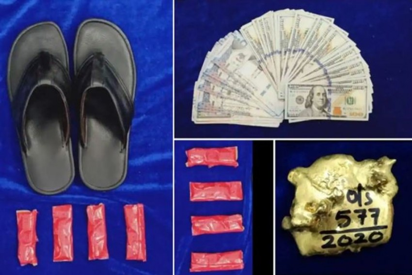 Watch: Official Picks Up Man's Slipper To Help Him, Finds Rs 12 Lakh Hidden Gold