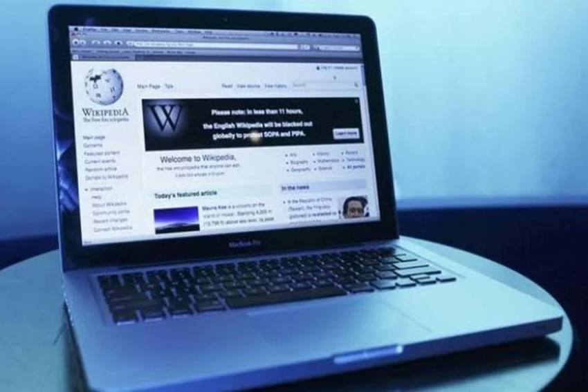 Govt Orders Wikipedia To Remove Link Showing Incorrect Map Of India