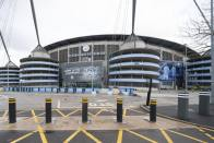 Manchester City Resume Training After COVID-19 Outbreak