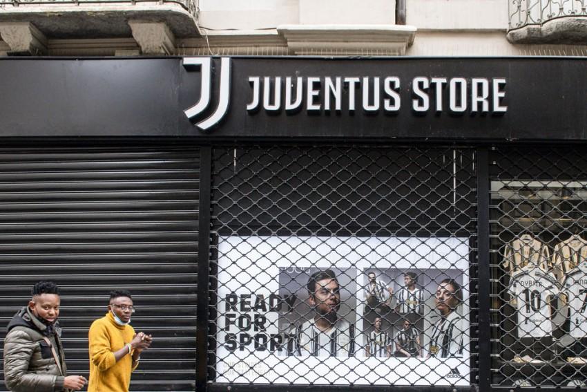 Jeep To Pay Juventus USD 55M Per Season In Jersey Sponsorship