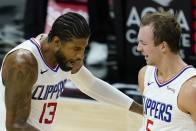 Paul George Puts NBA Blowouts Down To 'Crazy Turnaround' As LA Clippers Rebound From 51-point Loss