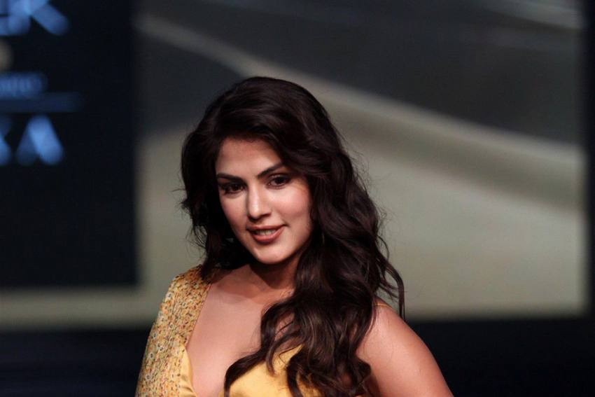 Rhea Chakraborty: Strength In Indignity