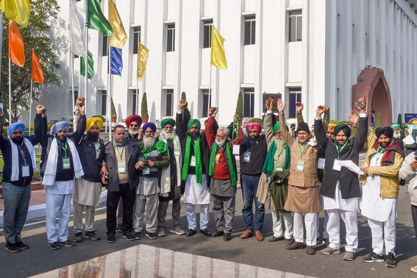 Sixth Round Of Centre-Farmers Talks Begin