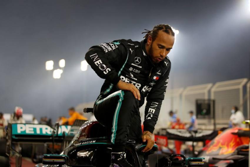 Sir Lewis Hamilton! F1 Champion And Mercedes Star Awarded Knighthood