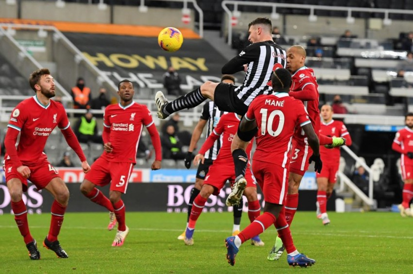 Newcastle United 0-0 Liverpool: Premier League Leaders Drop Points But Finish 2020 Three Points Clear