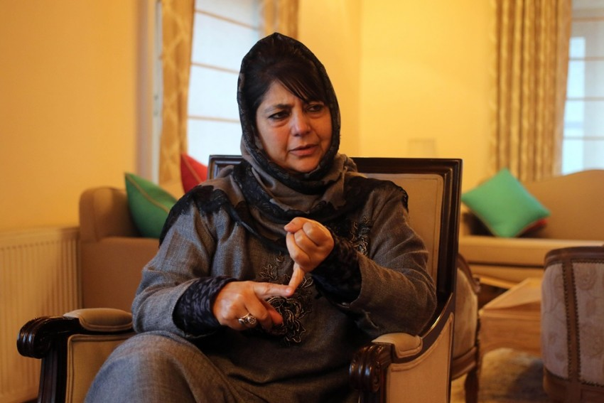 Article 370 Will Have To Be Restored, Nothing Is Irreversible: Mehbooba Mufti