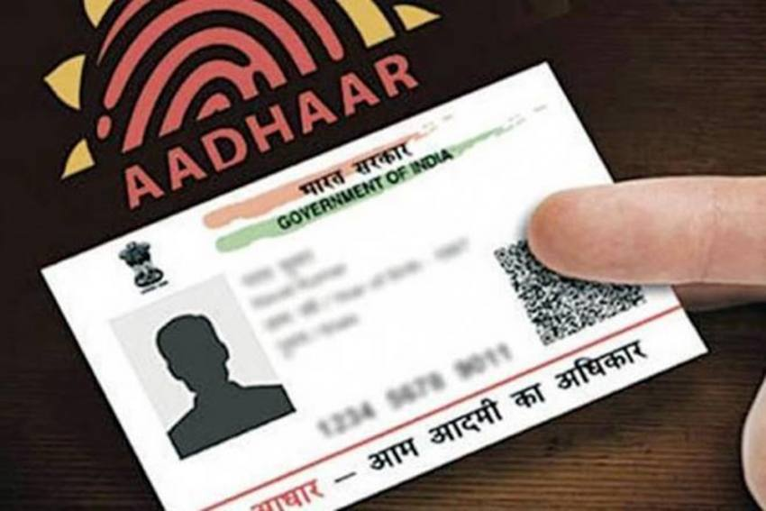 Beware! Govt Cautions People Against Sharing Aadhar Number, OTPs For Anti Covid Vaccination