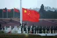 China Completes Track-Laying For Sichuan-Tibet Railway Line Closea To Arunachal Pradesh