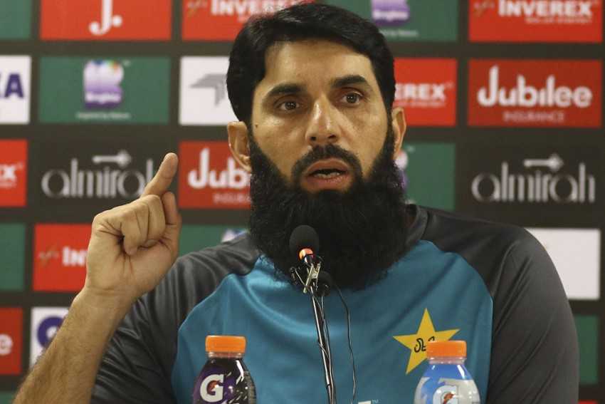 NZ Vs PAK: Pakistan Players Competed With Fatigued Bodies And Minds, Says Misbah-ul-Haq