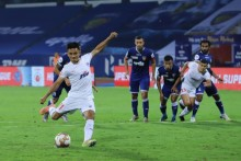 ISL 2020-21: Sunil Chhetri's Penalty Strike Gives Bengaluru FC Win Over Chennaiyin FC