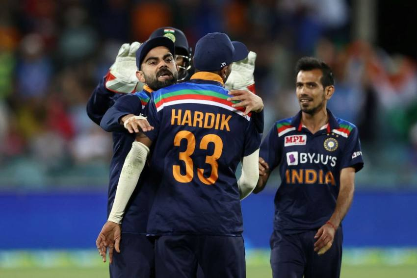 India Vs Australia: Yuzvendra Chahal Worked For Us As 'Concussion Replacement', Says Virat Kohli
