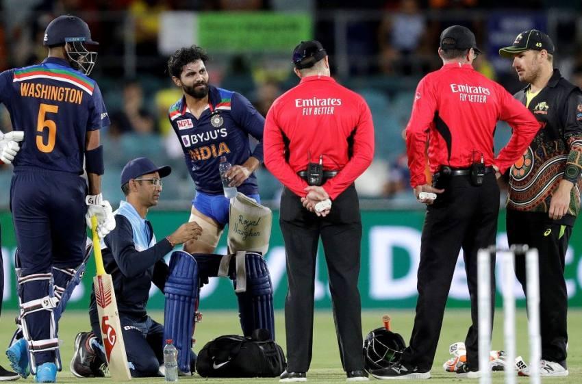 India Vs Australia: Ravindra Jadeja Complained Of Dizziness In Dressing Room, Says Sanju Samson