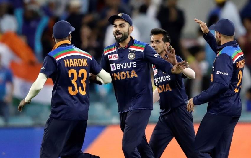 India Vs Australia: First T20I: 'Concussion Substitute' Yuzvendra Chahal Proves Match-Winner