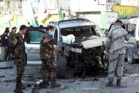 Suicide Car Bomber Kills 3 Intel Officers In Afghanistan: Officials